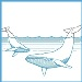 Logo Whale Tails